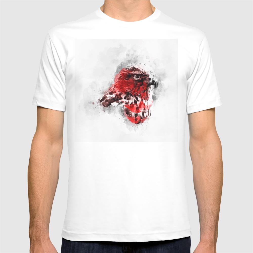Redbreast T-shirt by Maioriz (TSR7893034) photo