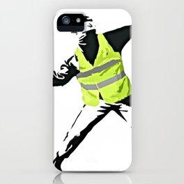 À l'attaque! iPhone Case