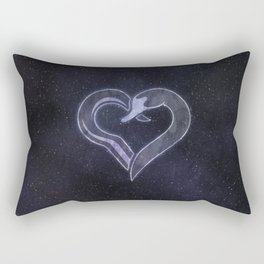 Captain Swan - Hook & Swan Rectangular Pillow