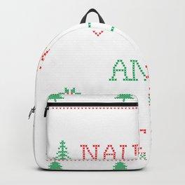 Naughty List Backpack