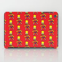 simpson iPad Cases featuring Bart Simpson by GOONS