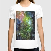 cosmic T-shirts featuring cosmic by Eliza L