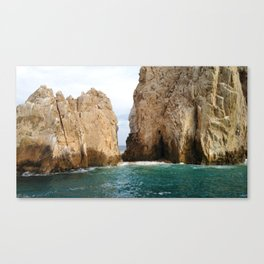 The Slot Canvas Print