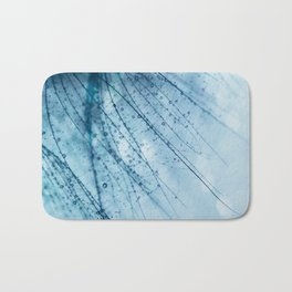 CRYSTAL BLUE PERSUASION Bath Mat