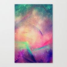 gyt th'fykk yyt Canvas Print