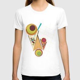 Ice Cream for Kandinsky T-shirt
