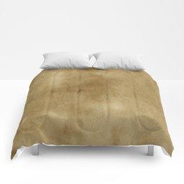 DARK SEPIA BACKGROUND/PATTERN  Comforters