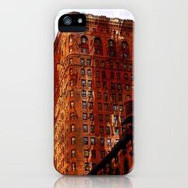 Broadway NYC series by Lika Ramati iPhone Case