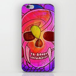 CRÁNEOS 31 iPhone Skin