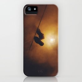 Kick It iPhone Case