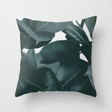 Pulling me in Throw Pillow