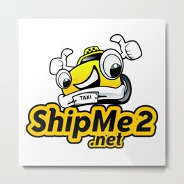 shipme2.net - unique merchandise Metal Print