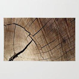 Tree Trunk Rug