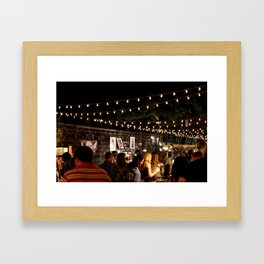 Art Show Framed Art Print