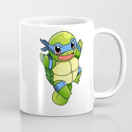 TMNT_POKET_MONSTER_BLUE Coffee Mug