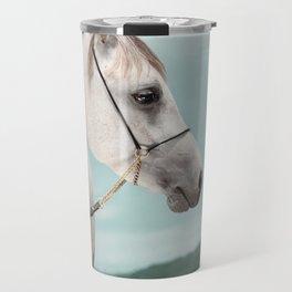 horse collection. arabian Travel Mug
