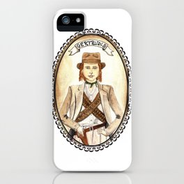Getrudis from Like Water for Chocolate iPhone Case