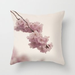 FOREVER SPRING Throw Pillow