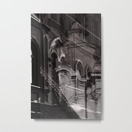 Architectural arabesque Metal Print