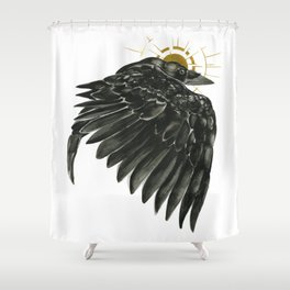 Brother Grimm Shower Curtain