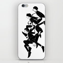 Hard Day's Night iPhone Skin