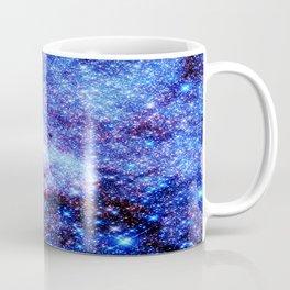 GAlaxy Periwinkle Stars Coffee Mug
