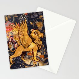 The Winged Lion Stationery Cards