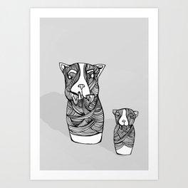 10010030010 Art Print