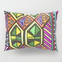 Prism Schism Pillow Sham