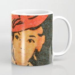 Idiot, Old Soviet Film Poster Coffee Mug