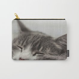 Pink Nose Snoring  Carry-All Pouch