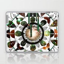 Galaxy Mandala Laptop & iPad Skin