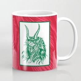 Here Comes Krampus! Coffee Mug