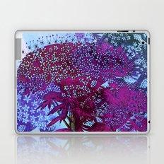garden at night Laptop & iPad Skin
