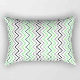 Aromantic Pride Rectangular Pillow