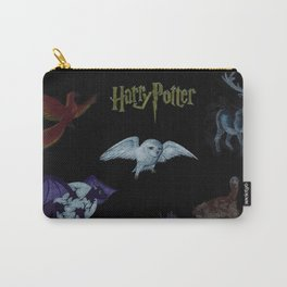 Harry Potter Creatures Carry-All Pouch