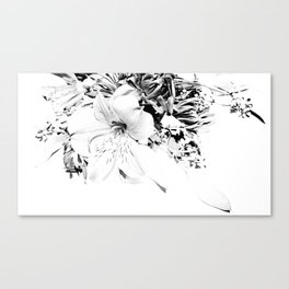 The Feeling of Relief Canvas Print