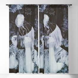 Driven By Emotion Blackout Curtain