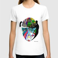 korea T-shirts featuring A trip to Korea  by doctusdesign