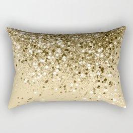 Cali Summer Vibes Lady Glitter #1 #shiny #decor #art #society6 Rectangular Pillow