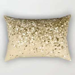 Cali Summer Vibes Lady Glitter #1 #shiny #decor #art #society6 Rectangular Pillow