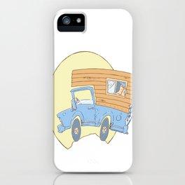 Go Exploring iPhone Case