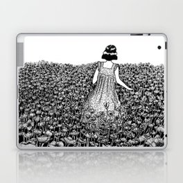 The Field of Poppies Laptop & iPad Skin