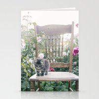 austin Stationery Cards featuring Austin by With Love & Lace...
