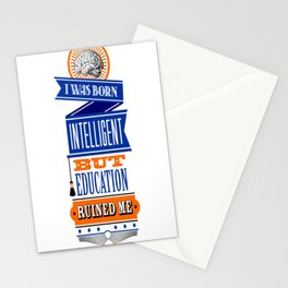 Education Stationery Cards