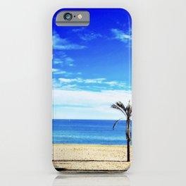 Palm Beach in Spain iPhone Case