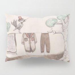 A bird Pillow Sham