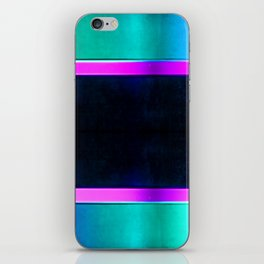 color field 3. iPhone Skin