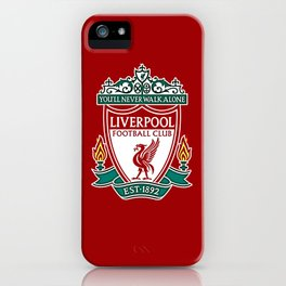 LiverpoolFC iPhone Case