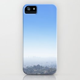 Lost Angeles iPhone Case